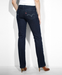 Джинсы Levis Women 505™ Straight Leg | Denim Defense